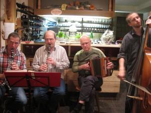 RHM mit Thomas Stirnemann Im Restaurant Roggenhausen, 14.9.2012