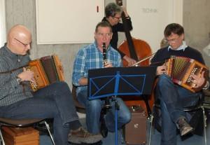 Roggehuse-Musig mit Pascal di Marco am 10.12..13 in Lenzburg